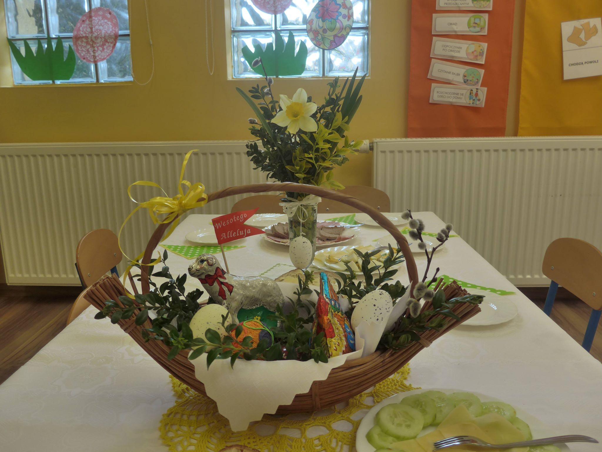 Wielkanoc Niepubliczne Przedszkole Nr 2 W Porabce